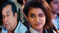 Priya Prakash Varrier Vs Brahmanandam Comedy Clip https://www.youtube.com/watch?v=il70kCStbFA #Fun  #comedy #
