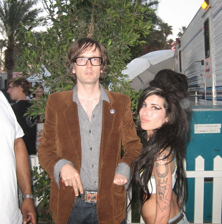 Jarvis Cocker Amy Winehouse