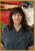 Lisa B - Client Service Representative.  Lisa is a native to Arizona, born and raised in Tucson.  Lisa graduated from Pima Medical Institutes Veterinary Program in 1987.  She has devoted her career to veterinary medicine by working many different roles, expanding her knowledge over the years.