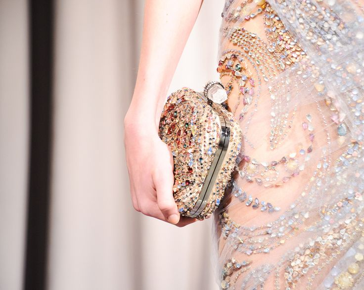 MARCHESA DETAILPink Wedding, Fashion, Blushes Pink, Style, Dresses, Sparkle, New York, Bags, Haute Couture