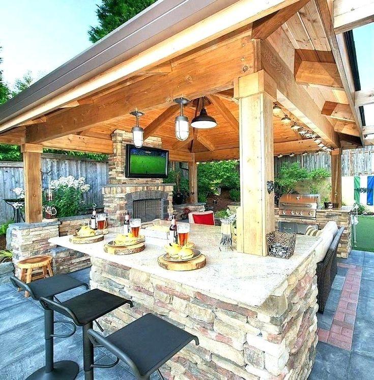 patio Patio Pavilion Ideas Outdoor Plans Backyard Design