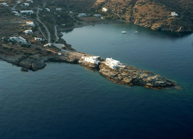sifnos island chrisopigi-Greece
