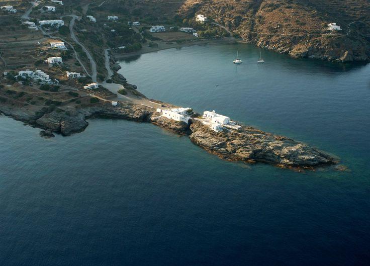 sifnos island chrisopigi-Greece