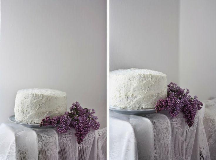 Mrkvový dort - Děvče u plotny