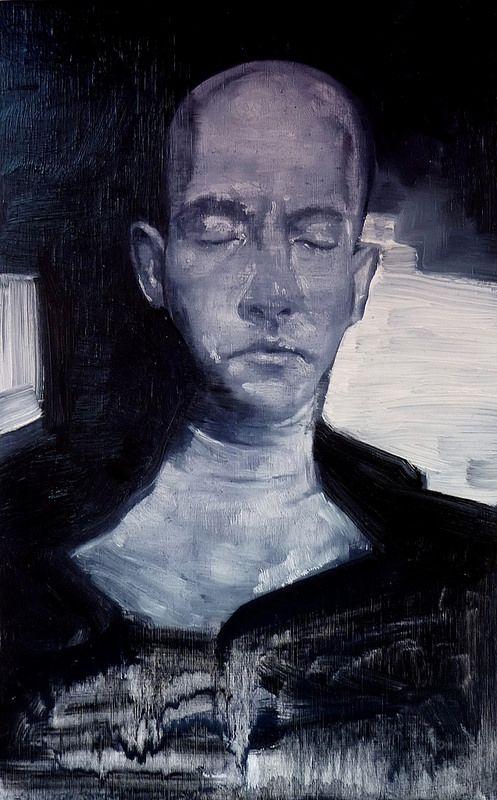 Bombaci Giuseppe self portrait 2012,
