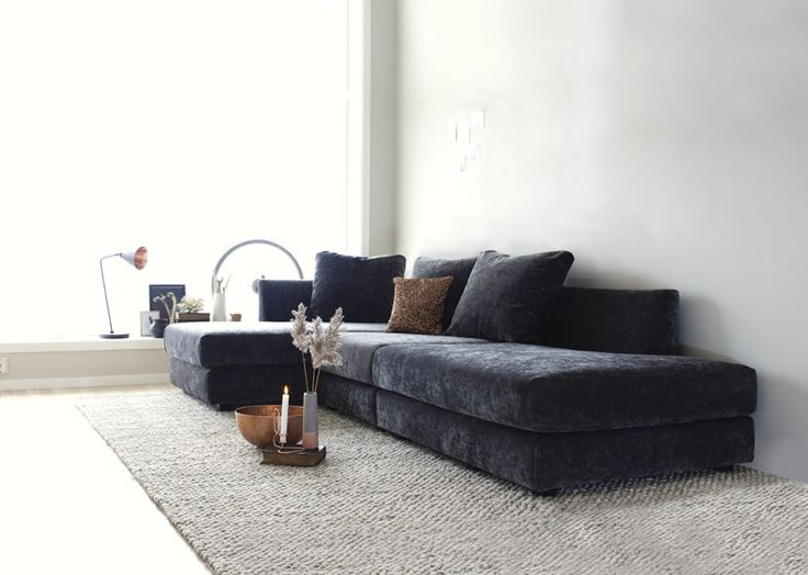 74 best ygg lyng images on pinterest dining room couch for Velour divan beds