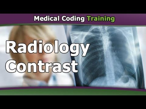 "Radiology Coding- Contrast Question    Radiology Coding Contrast Question  Laureen: Okay, radiology coding contrast question. Theresa states, ""I'm so confused. Can you please go over the paragraph entitled, 'Administration of Contrast Material' in the Radiology...    More CPC Exam Tips and Updates at http://www.CpcMedicalCodingCertificationExamPrep.org"
