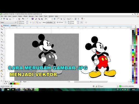 Cara Cepat Bikin Cartoon Mickye Mous Youtube Kartun Belajar Menggambar Kartun Lucu