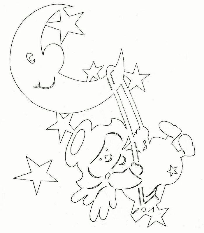 Снеговик на луне