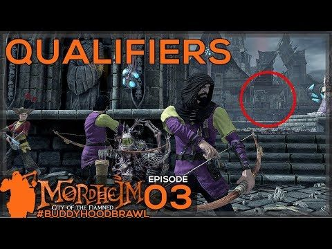 New video is up: Mexican Standoff! | BBL - Mordheim: City of the Damned PvP - Let's Play E03 - [David is Trying]