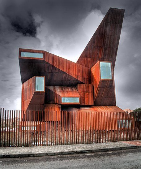 Church of Santa Monica in Madrid, Spain  by Vicens + Ramos architects