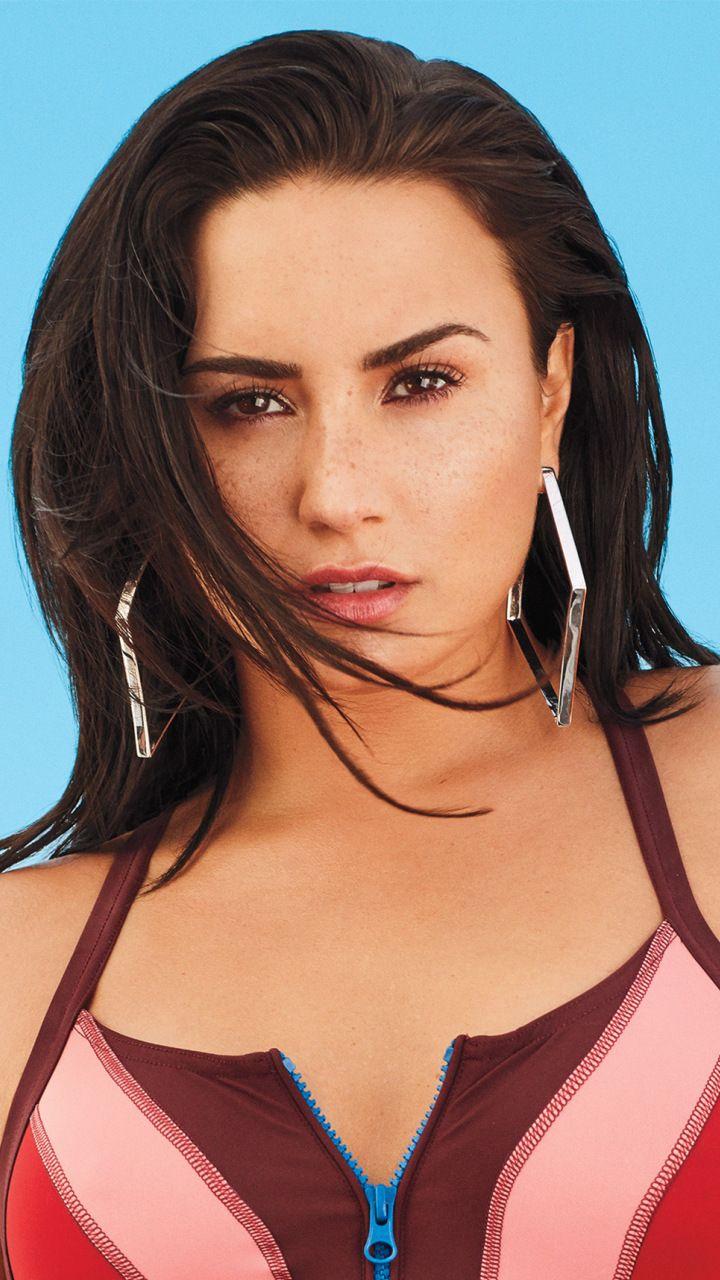 Demi Lovato Instyle Magazine April Cover 2018 720x1280 Wallpaper Demi Lovato Pictures Demi Lovato Lovato