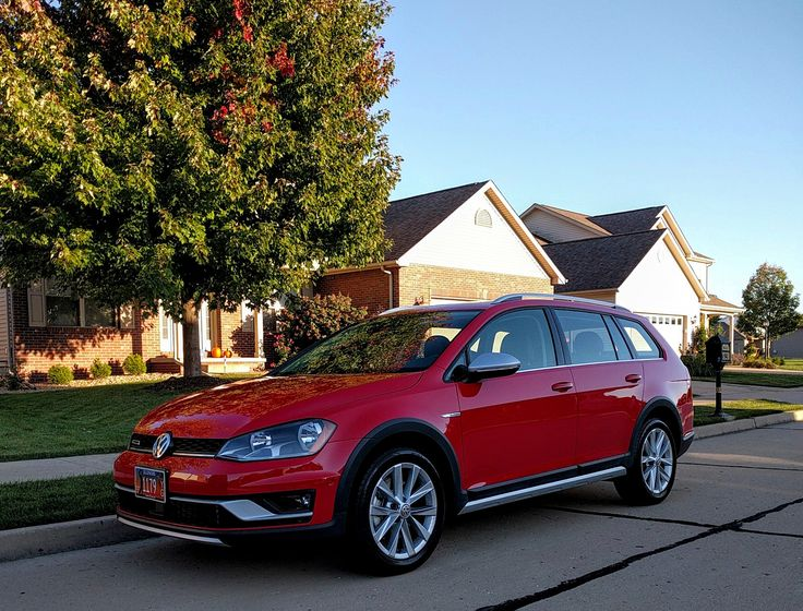 Picked up an Alltrack this weekend as a TDI replacement #Volkswagen #VW #golf #cartweet #PKW #cars #Passat #beetle #polo #car