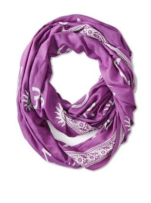 60% OFF Sir Alistair Rai Women's Zodiac Circle Scarf (Sagittarius)