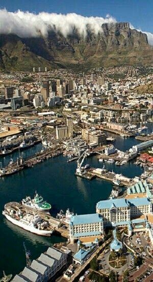 ♔ Cape Town, South Africa