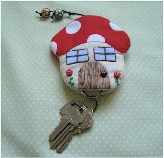 porta chaves ❥Teresa Restegui http://www.pinterest.com/teretegui/❥