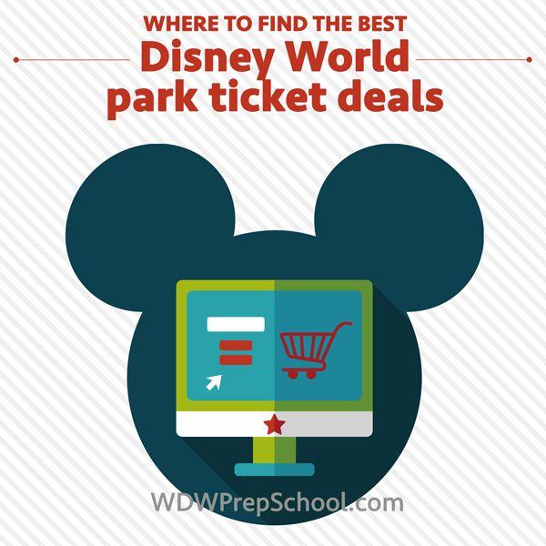 Where to find the best Disney World ticket deals in 2015