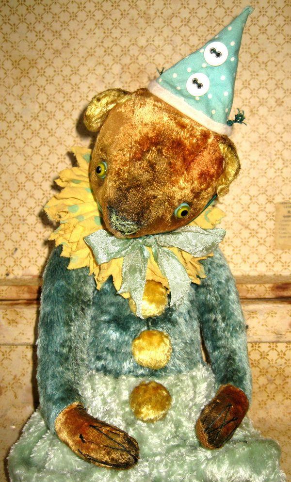 alena zhirenkina bears