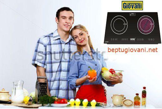 Bếp điện từ Giovani G 281ET có tiết kiệm điện không?