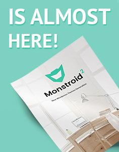 The New Era of #Monstroid2 is Very Soon to Come. Only Innovation, Versatility, and Absolute Freedom in One Package. Catch a Chance to Pre-Order It For $49 Only - https://www.templatemonster.com/wordpress-themes/monstroid2.html?utm_source=pinterest_cpc&utm_medium=tm&utm_campaign=mnstrid2