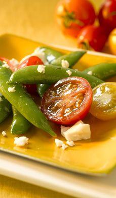 """Garden-Fresh Summer Meals — Chicken & Vegetable """"Ribbon Pasta ..."""