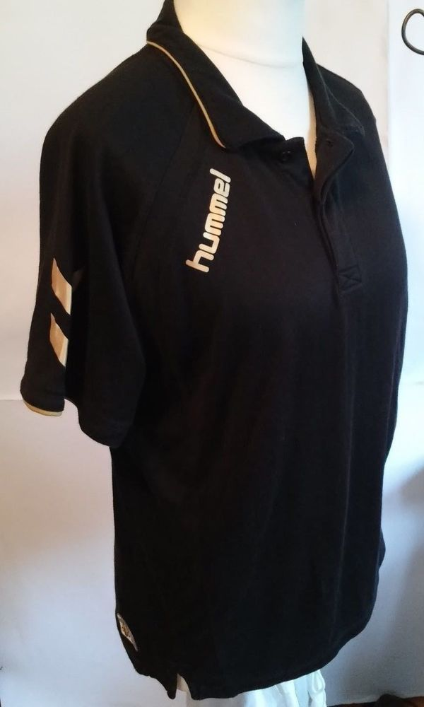 HUMMEL ROOTS POLO MEN SIZE - L polo shirt Mens  #Hummel #BasicTee