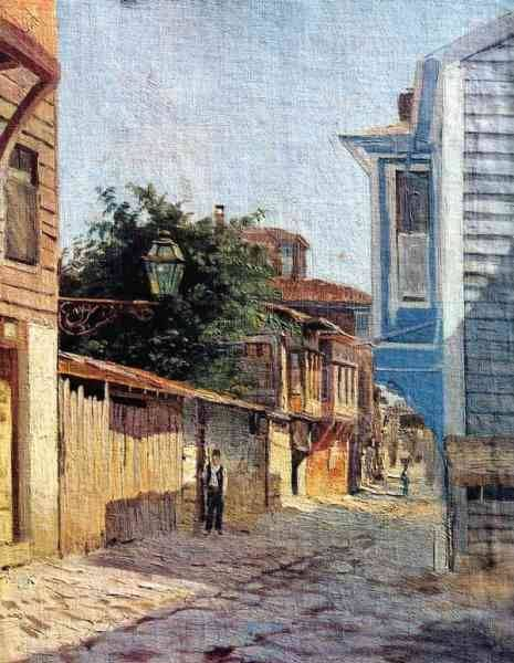 Hoca Ali Rıza (1858 – 1930)