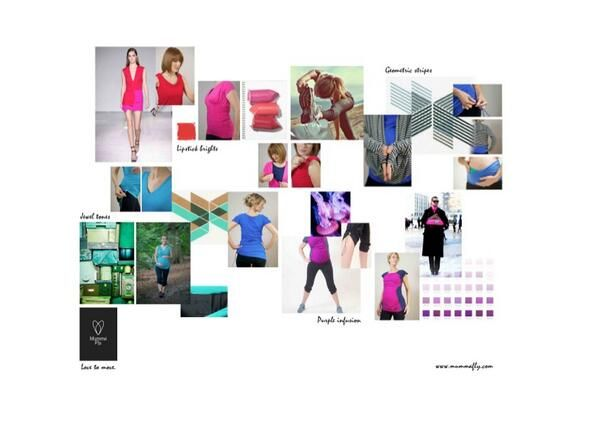 Ooh nice #Colour #mood #board what's your fav colour ?? Maternity fitness clothing just got better .. Yay