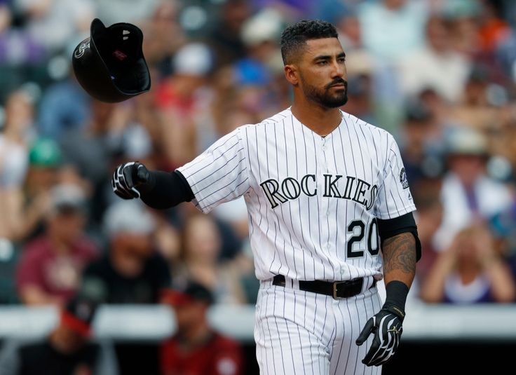 Ian Desmond lands on 10-day DL, Pat Neshek activated by Rockies