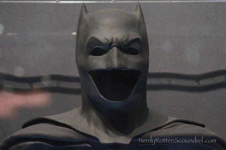 Ben Affleck Batman Cowl