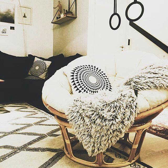 #Repost @timeforthisandthat with @repostapp ・・・ Throwback from my childhood. Bought old Papasan chair and it is even more cozy than it looks! #papasanchair #papasan #livingroom #suomenvoimistelutuote #jalpaikka #home #papasancushion #cushion #decor #homedecor #fabric #beautiful #gorgeous #chair #interiordesign #interior #usa #onlineshopping #comfychair #comfy #comfort #relaxing #mamasan #gardenfurniture #shop