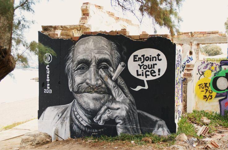 Enjoint your Life - Crete 2013