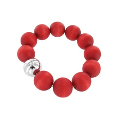 Ilmatar bracelet, red - Aarikka