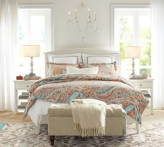 554 Best Pottery Barn Style Images On Pinterest Bedrooms