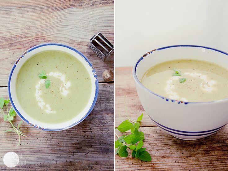 CookBlog | Szybka zupa-krem ze szparagów