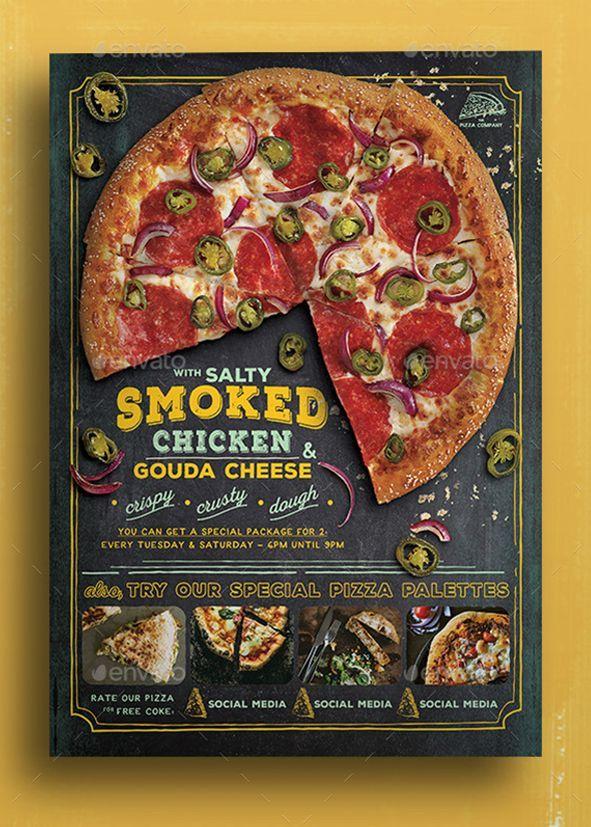 Dowload Pizza Promo Psd Flyer Vorlage Fur Ihre Pizzeria Oder Fast Food Restaurant Http Dizajn Menyu Dizajn Menyu Kafe Pishevoj Dizajn