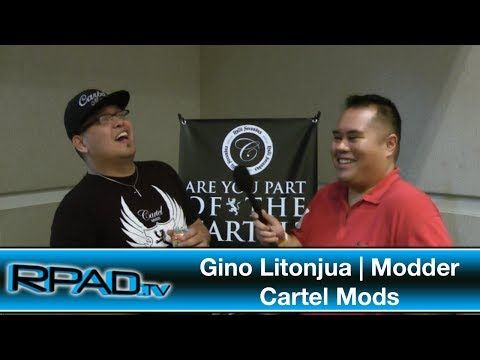 Cartel Mods Gino Litonjua Interview (Vapers Exhibit) -- Learn about the upcoming Copper Cartel Mod, Cartel Boss, Stillare v2i, Stillare Plus, Stillare v3, and more in this Vapers Exhibit interview.