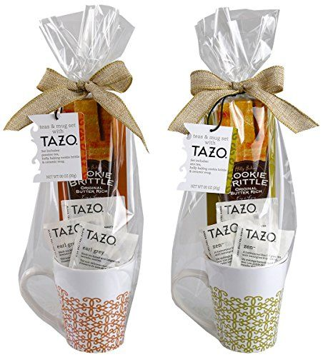 #Tazo #Garden #Tea #Mug | #Ceramic #Mug, #Cookie #Brittle, & #3 #Tazo #Morning #Teas FOR THE #TEA LOVERS: Arrives with three delicious #teas to help jumpstart the #morning MIX IT UP: Reusable #ceramic #mug can be used for any hot beverage ideas you can dream up GIFT HAPPINESS IN A CUP - Makes the perfect holiday or christmas gift for the distant family member, the home sick with a cold coworker, or to just enjoy yourself! https://food.boutiquecloset.com/product/tazo-garden-te