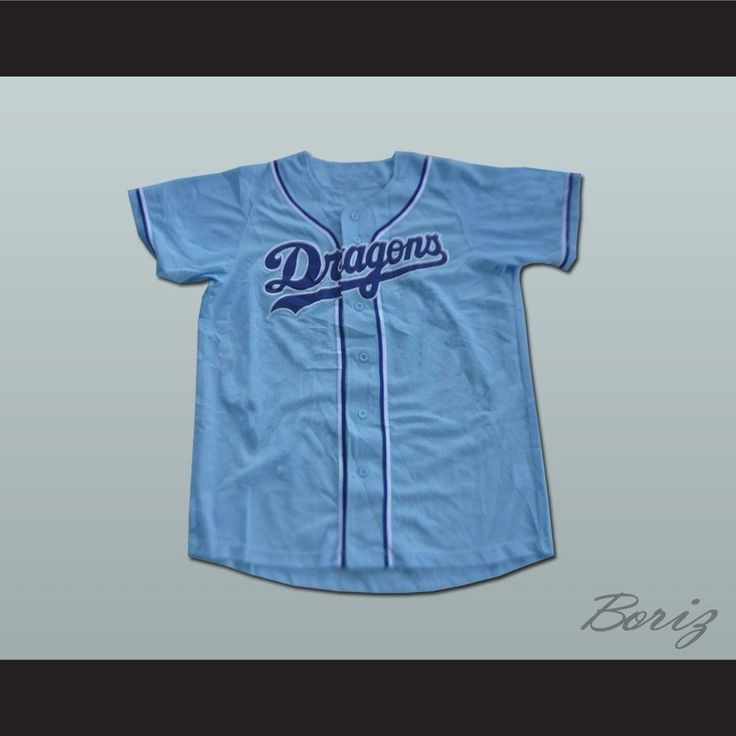Chunichi Dragons Jack Elliot Mr. Baseball Movie Jersey NEW Stitch Sewn. SHIPPING TIME IS ABOUT 3-5 weeksI HAVE ALL SIZES and can change Name and Number(Width of your Chest)+(Width of your Back)+ 4 to 6 inches to account for space for a loose fit