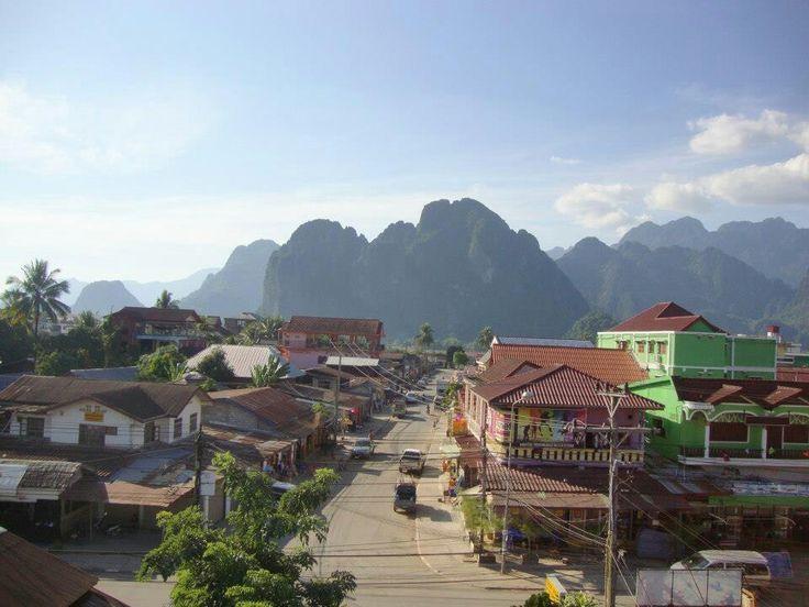 #vangVieng #Laos #Asia