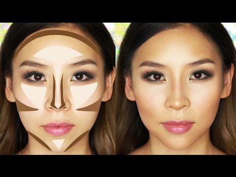 Easy Contouring video for Beginners. Hit SUBSCRIBE to join my family & stay updated with future tutorials. Follow me on: Instagram: http://instagram.com/tina...