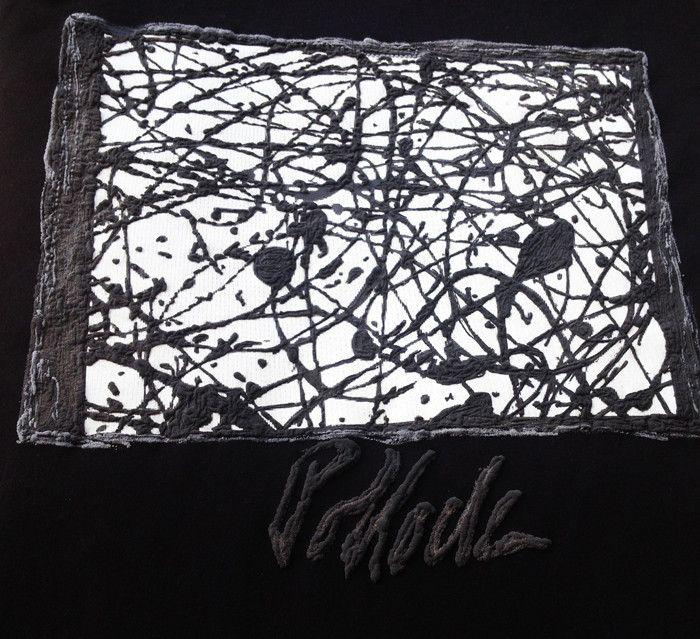 "Jackson Pollock ""Action Painting"" T-shirt – QuorArtisticTshirts"