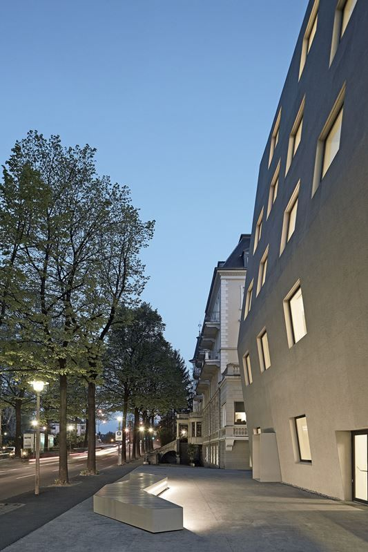 "Extension Of The Professional Hotel School ""SAVOY"" - Picture gallery"