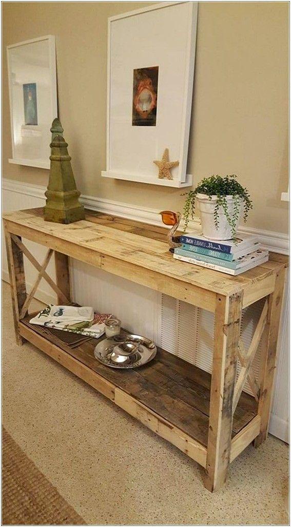 40 Stunning DIY Pallet Furniture Design Ideas