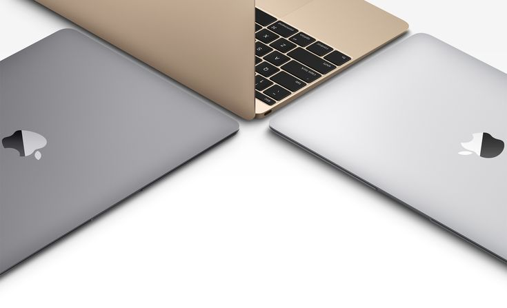 The new Macbook Air ... hey there is a gold one!