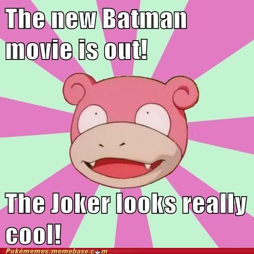I never re-pin a slowpoke meme but this made me laugh