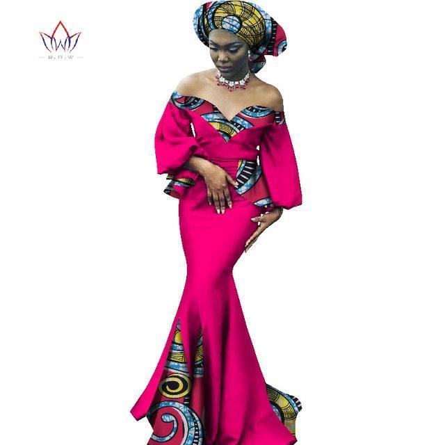 Ankara Skirt And Blouse Styles Kitenge African Skirt Sets For Women