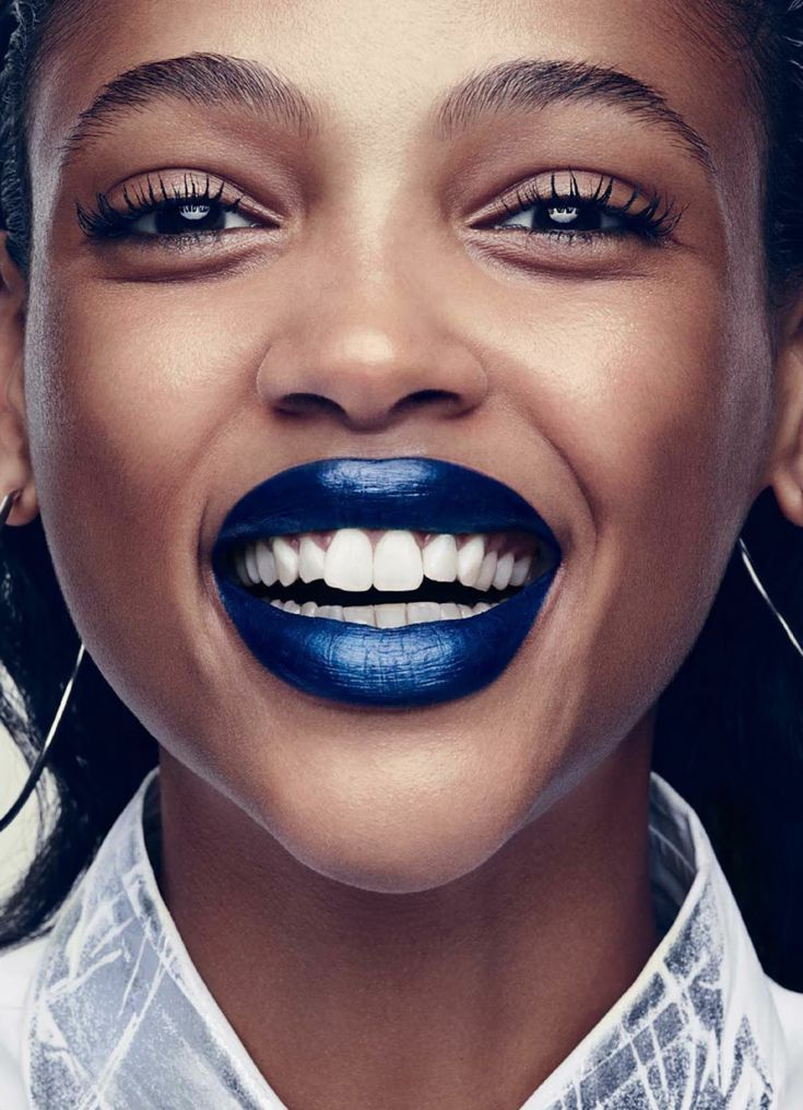 Aya Jones by Sølve Sundsbø for Allure October 2016