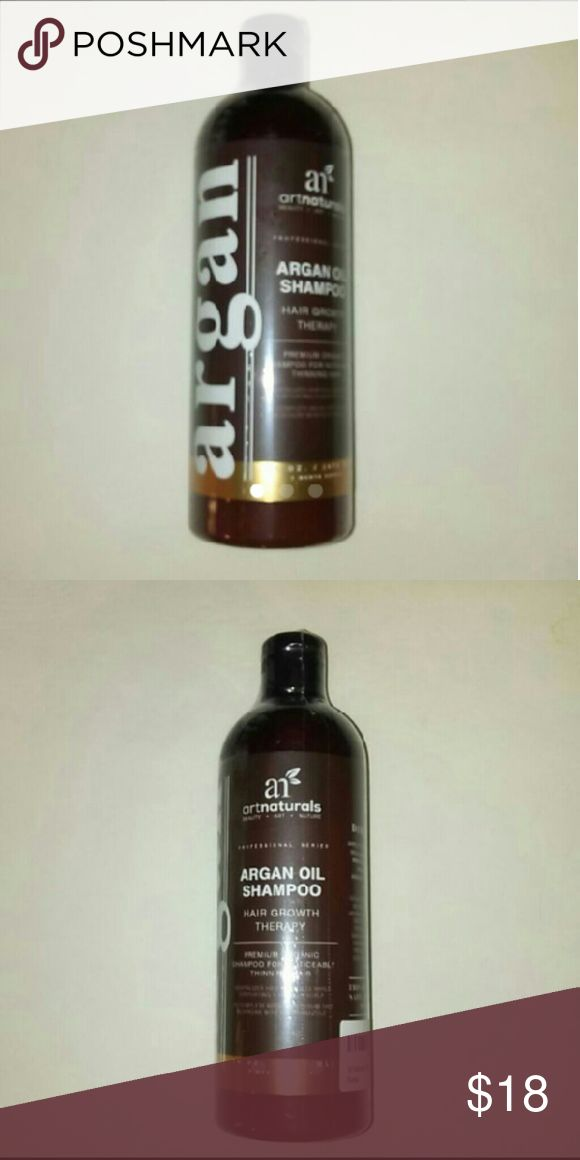 Art Naturals Organic Argan Oil Hair Loss Shampoo Art Naturals Organic Argan Oil Hair Loss Shampoo for Hair Regrowth 16 Oz - Sulfate Free - Best Treatment for Hair Loss, Thinning & - Growth Product For Men & Women - Infused with Biotin - 2016 Edition. SALE TODAY ONLY Art Naturals  Other