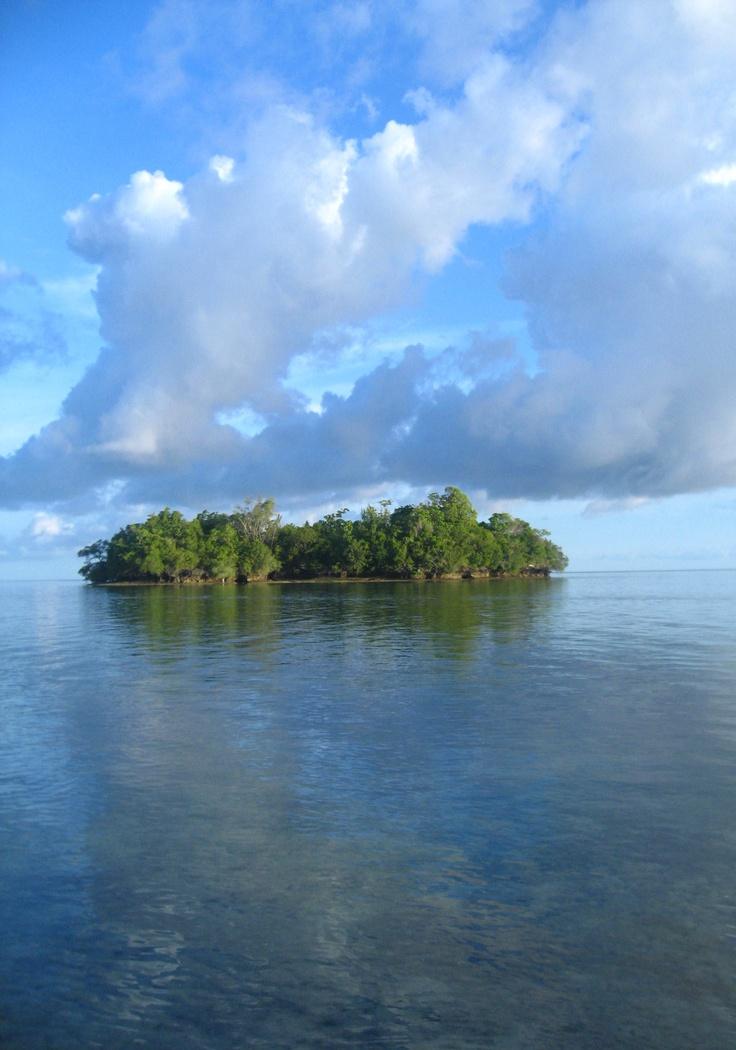 Pulau Pea-Pea Maratua Kalimantan timur